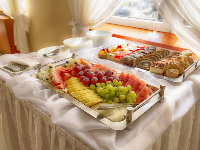obrazek przedstawiający catering